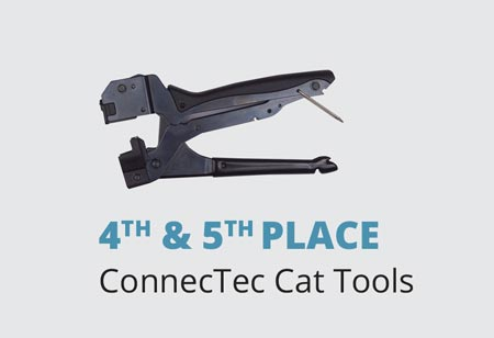 4th & 5th Place - ConnecTec Cat Tools