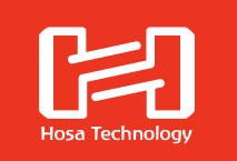 CPP-201 - Hosa Technology High Quality 1/4 Stereo Patching Cables